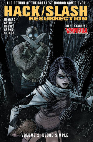 Hack/Slash Resurrection Volume 2: Blood Simple