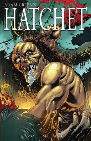 Adam Green's Hatchet Volume 1