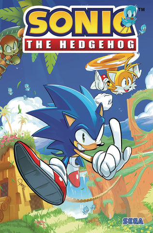 Sonic the Hedgehog Volume 1: Fallout