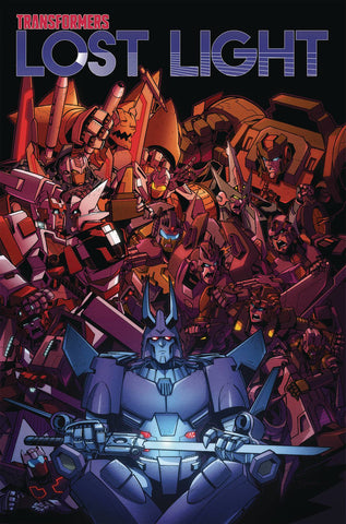 Transformers: Lost Light Volume 3