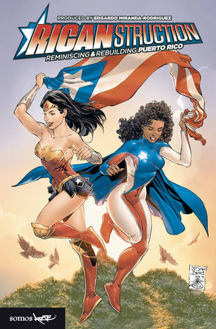 Ricanstruction: Reminiscing and Rebuilding Puerto Rico