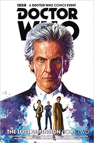 Doctor Who: Lost Dimension Volume 2