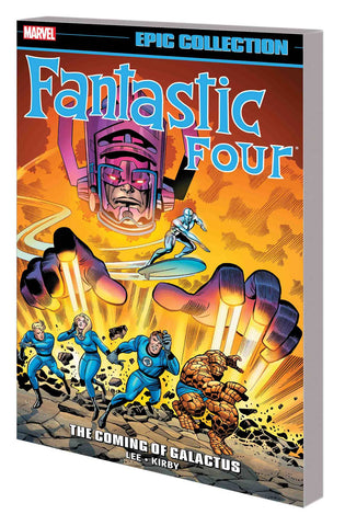 Fantastic Four Epic Collection Volume 3: Coming of Galactus