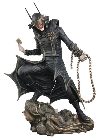 DC Gallery: Batman Who Laughs