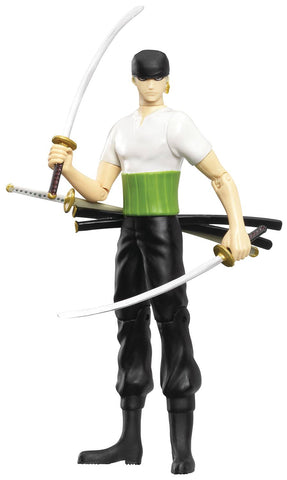 One Piece Action Figure: 4-Inch Zoro