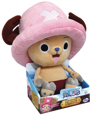 One Piece Chopper Vibrating Plush Toy