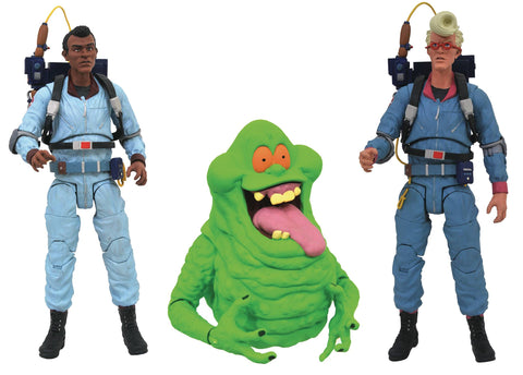 Ghostbusters Select: Series 9