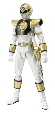 S.H. Figuarts: Mighty Morphin Power Rangers - White Ranger
