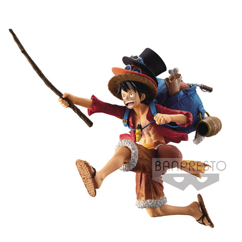 One Piece Mankey D. Luffy Vinyl Fig