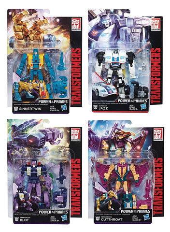 Transformers Generations: Power of the Primes - Deluxe Class