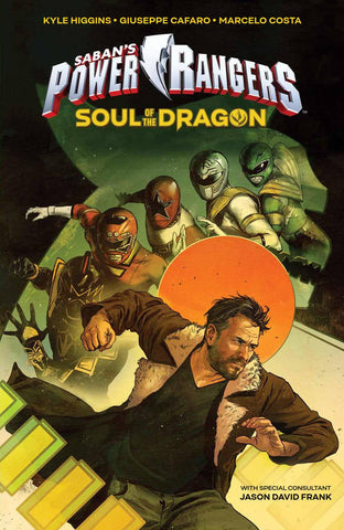 Power Rangers: Soul of the Dragon