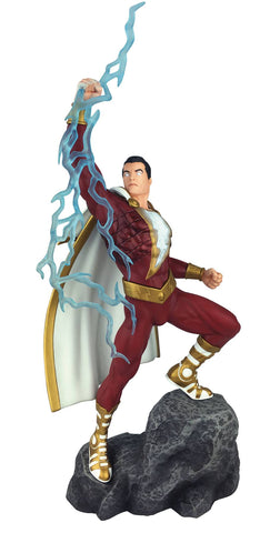 DC Gallery: Shazam Comic