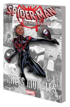 Spider-Man Into the Spider-Verse: Miles Morales