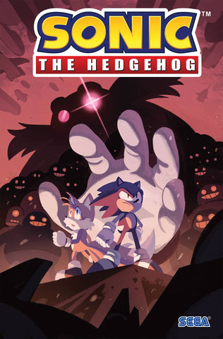 Sonic the Hedgehog Volume 2: Fate of Dr. Eggman
