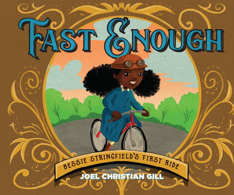 Fast Enough: Bessie Springfield's First Ride