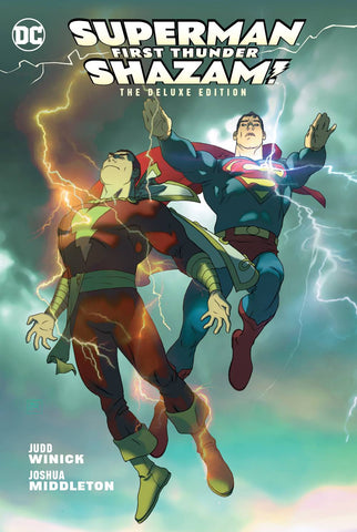 Superman/Shazam: First Thunder Deluxe Edition