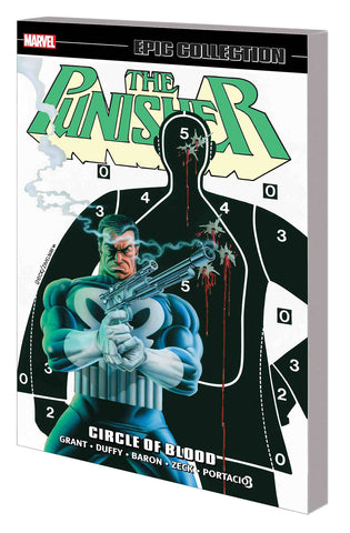Punisher Epic Collection Volume 2: Circle of Blood