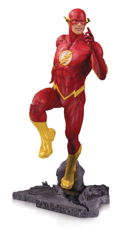 DC Core Statue: Flash