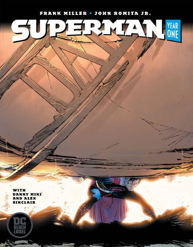 Superman: Year One HC