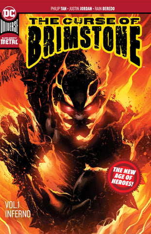 Curse of Brimstone Volume 1: Inferno