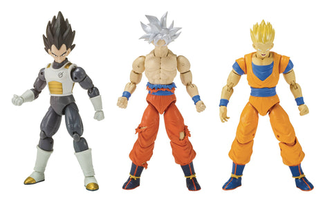 Dragonball Super Dragon Stars Figures