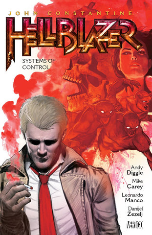Hellblazer Volume 20: Systems of Control