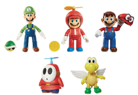 World of Nintendo 4 Inch Figures: Wave 13
