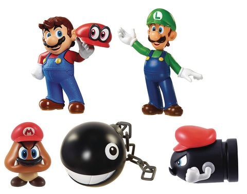 World of Nintendo 2 1/2 Inch Figures: Wave 18