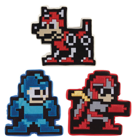 Mega Man Classic 7 1/2 Inch Pushes: Wave 1