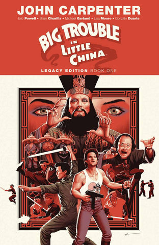 Big Trouble in Little China Legacy Edition Volume 1