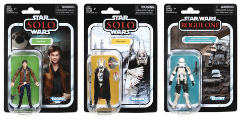 Star Wars Vintage Collection Assortment 201801