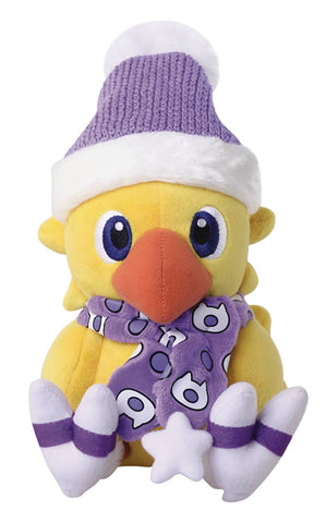 Final Fantasy Plush: Winter Chocobo