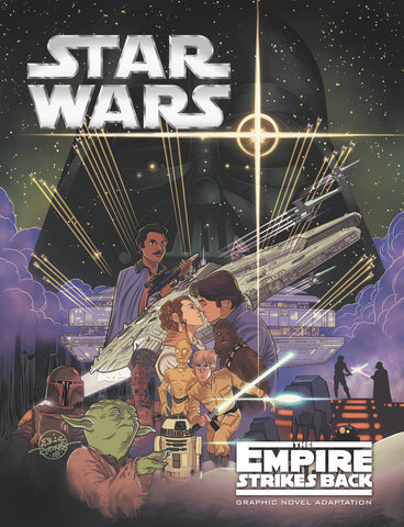 Star Wars: Empire Strikes Back Graphic Novel Adaptation