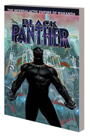 Black Panther Volume 6: Intergalactic Empire of Wakanda Part 1
