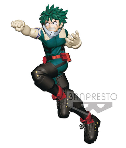 My Hero Academia: Enter the Hero - Midoriya