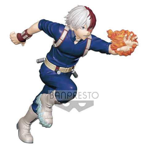 My Hero Academia: Enter the Hero - Todoroki