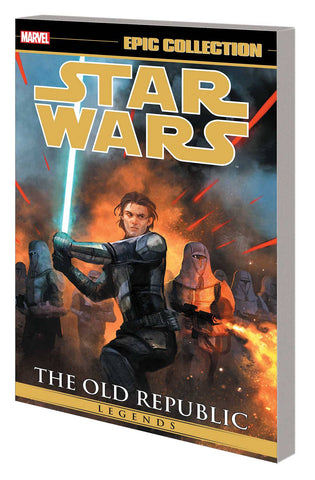 Star Wars Legends Epic Collection: The Old Republic Volume 3