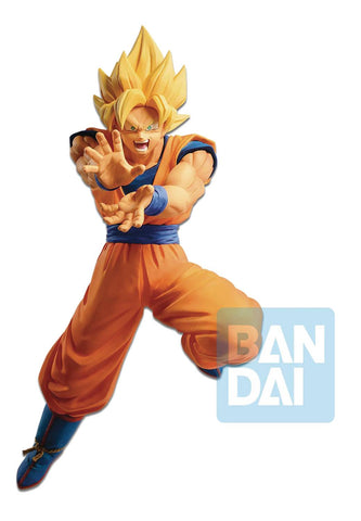 Dragonball FighterZ Figure: Super Saiyan Son Goku