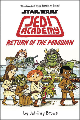 Star Wars: Jedi Academy Volume 2: Return of the Padawan