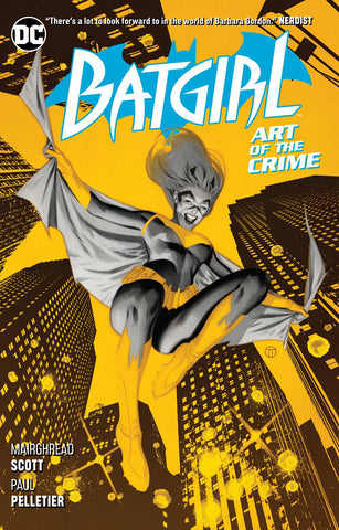 Batgirl Volume 5: Art of the Crime
