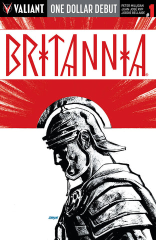 Valiant Dollar Debut: Britannia