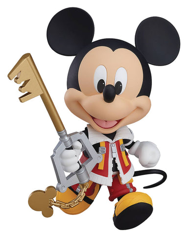 Nendoroid: Kingdom Hearts II - King Mickey