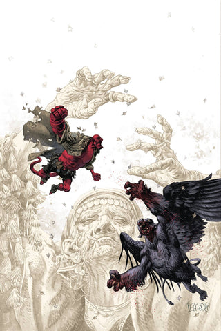 Hellboy and the BPRD: Beast of Vargu