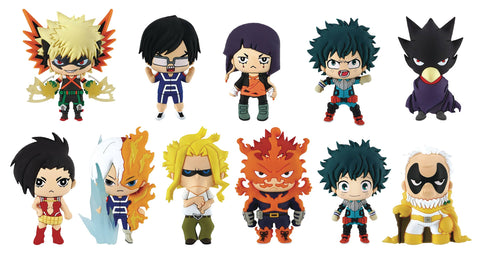 My Hero Academia Figural Keyrings: Series 2