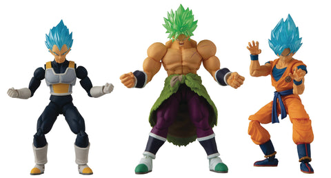 Dragonball Super 5-Inch Action Figures Assortment A
