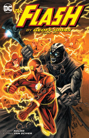 Flash by Geoff Johns Book 6