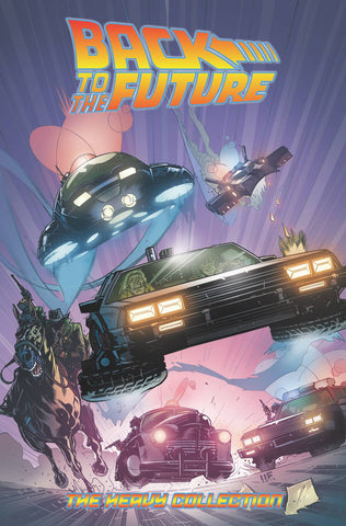 Back to the Future: The Heavy Collection Volume 2