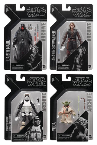 Star Wars Black Series Archive 6-Inch Figures Assortment 201902