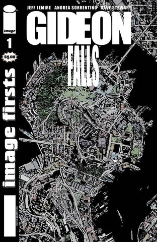 Image Firsts: Gideon Falls #1