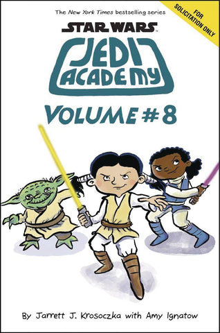 Star Wars: Jedi Academy Volume 8: Attack of the Furball